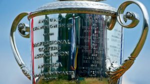 US PGA Championship round three tee times
