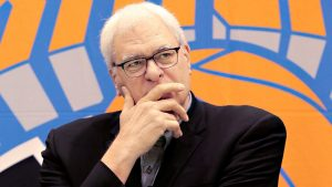 Phil Jackson: 'Today's players simply lack the skills to play the triangle'