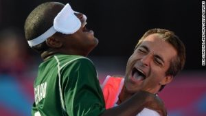 Rio Day 8: 'Paralympic Pele' through to football final