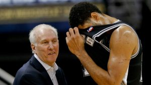 Report: Tim Duncan expected to join Spurs front office