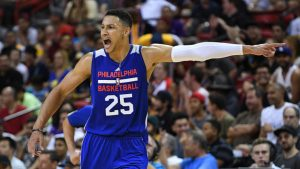 Sixers rookie Ben Simmons has a fracture in his foot