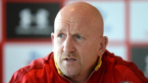 Shaun Edwards: Wales must push into top four in world, says defence coach