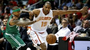 Al Horford to Isaiah Thomas: 'I'm here to make things easier for you'