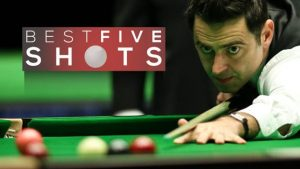 Five great shots as Ronnie O'Sullivan continues his fine form at the UK Championship.
