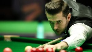 Mark Selby produces 'one of the breaks of the tournament' as he cruises past Zhang Anda.