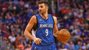Ricky Rubio out indefinitely with sprained elbow, opens door for Kris Dunn