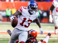 Odell Beckham eager to try his hand on punt returns