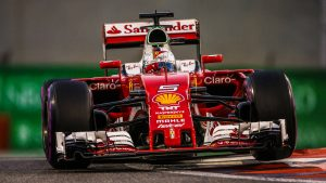 Sebastian Vettel says Lewis Hamilton was driving as 'slow as a bus' in F1 finale