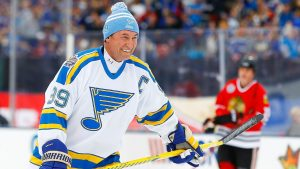 Gretzky: Outdoor NHL games good for sport, fans