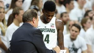 Northwestern falls to Michigan State, loses chance to improve NCAA tourney résumé