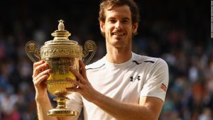 Arise, Sir Andy! World No. 1 caps momentous 2016