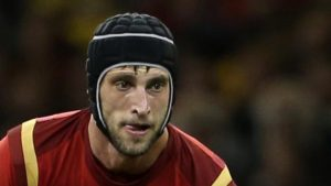 Charteris to miss Wales' Six Nations opener
