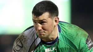 Ben Marshall: Connacht forward forced to end career because of concussion injury