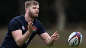 Kruis injury scare for England as Itoje set to start at blind-side