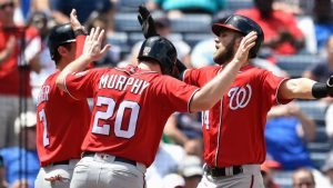 2017 Fantasy Baseball Draft Prep: Nationals team outlook still as bright as any with star-studded roster bolstered by Trea Turner, Adam Eaton