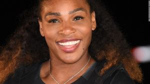 Serena shocks players on public court