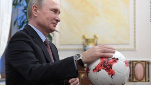 Is Putin's Russia ready to host $10B World Cup?