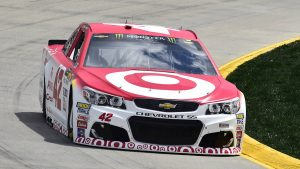 Qualifying rainout gives Kyle Larson Monster Energy NASCAR Cup Series pole at Martinsville