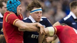 Six Nations 2017: Scotland's Hamish Watson replaces John Hardie for England match