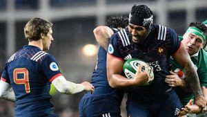 Six Nations 2017: France make four changes for Italy