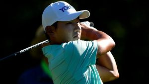 Sung Kang takes six-shot lead in Houston Open round two