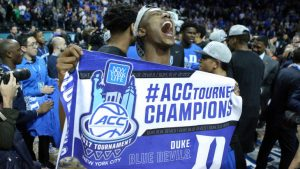ACC will make more than $100 million from NCAA Tournament runs last three years