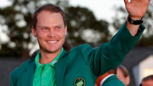 The making of a Masters champion