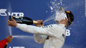 Russian GP: Bottas wins first ever F1 race