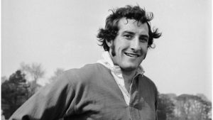 Gareth Edwards: 50 years since rugby legend's debut for Wales