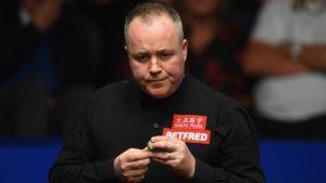 World Championship 2017: John Higgins leads Mark Selby in Crucible final