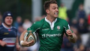 London Irish take big lead over Knights