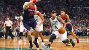 After saying goodbye to sister, Isaiah Thomas returns to lead Celtics