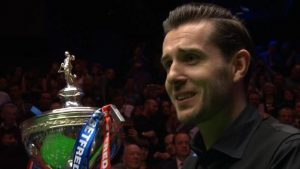 World Championship: Mark Selby 'blanked out' black ball controversy
