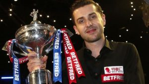 Mark Selby: World champion named Player of the Year at snooker awards