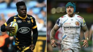 Wasps v Exeter: 'Don't leave Twickenham early', warns scrum-half Joe Simpson