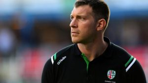 London Irish: Nick Kennedy and coaching team sign new contracts