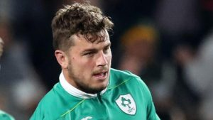 Sean Reidy replaces injured Tommy O'Donnell in Ireland squad
