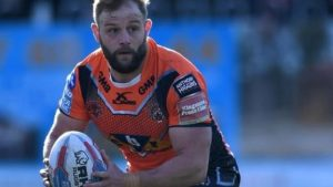 Castleford Tigers hooker Paul McShane named in England Elite Performance Squad
