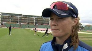 Anya Shrubsole eyes strong performance against SL