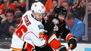 Flames re-sign Stone to three-year contract