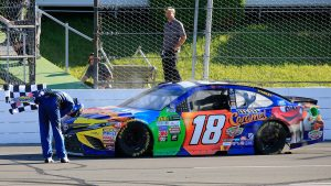 NASCAR Cup Series' two-day event at Pocono gets mostly thumbs up