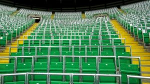 Liverpool fans vote in favour of rail seating