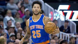 Derrick Rose's agent: No interest in mentoring Knicks rookie PG Frank Ntilikina