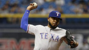 MLB Trade Rumors: Brewers getting Jeremy Jeffress back from the Rangers