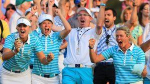 The secrets to winning golf's Solheim Cup