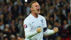 Rooney retires from international football