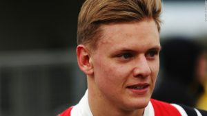 Schumacher's son to honor Dad with tribute drive