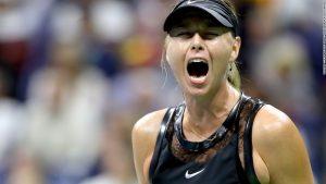 Sharapova wows US Open crowd in grand slam return