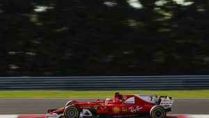 Kimi Raikkonen remains in F1 for the racing, not the glamour