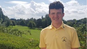 Teenager defies 67,000,000-1 odds with two holes-in-one in same round